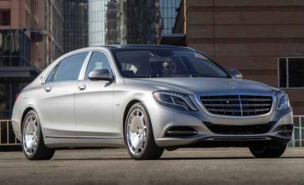 2016 - Mercedes Maybach S600