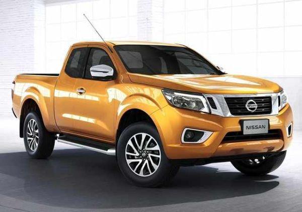 2016 - Nissan Frontier