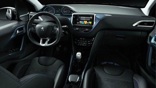 2016 Peugeot 3008 Interior