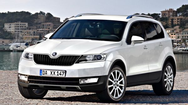 2016 skoda snowman review price suv. Black Bedroom Furniture Sets. Home Design Ideas