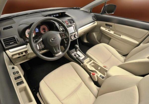2016 - Subaru Exiga Interior