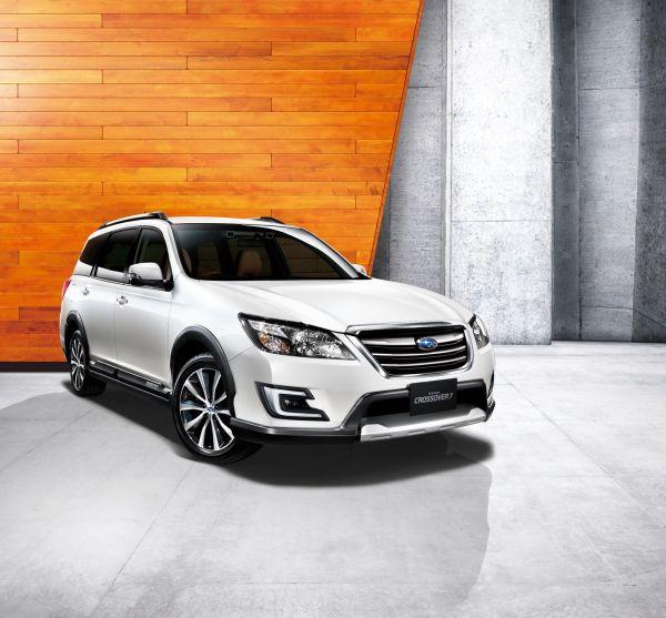 2016 - Subaru Exiga