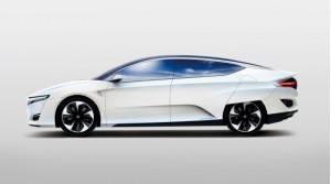 2016 Toyota Mirai Exterior