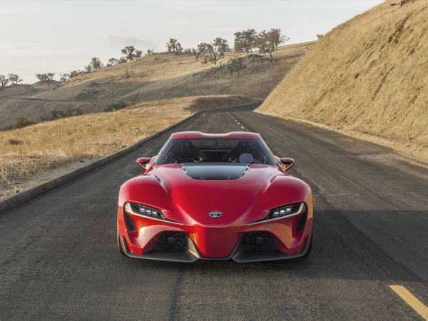 2016 - Toyota Supra