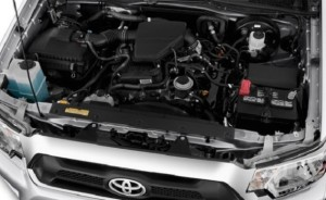 2016 Toyota Tacoma Engine