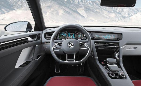 2016 - Volkswagen CC Interior