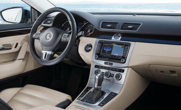 2016 - Volkswagen Jetta CC Interior
