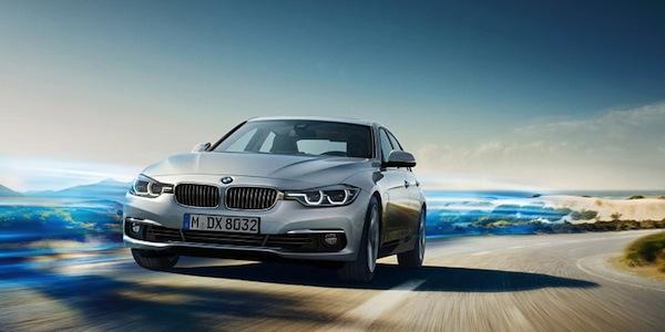 BMW 330e 2016