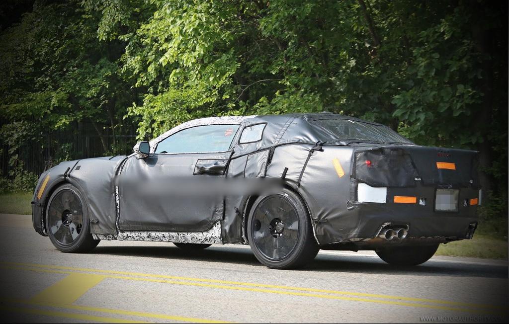 2016 Chevrolet Camaro-rear