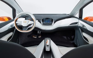 2017 Chevrolet Bolt Interior