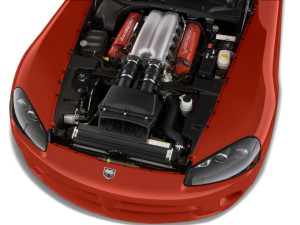 2017 Dodge Viper Engine