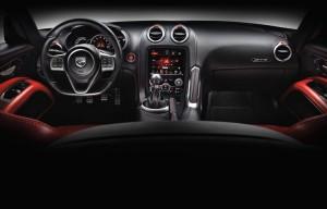 2017 Dodge Viper Interior