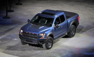 2017 Ford - F 150 Raptor Exterior