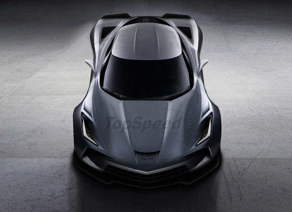 2017 Chevrolet Corvette Zora ZR1 Concept