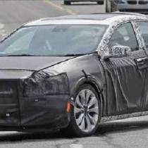 2017 Chevrolet Malibu Sedan Spy Shots