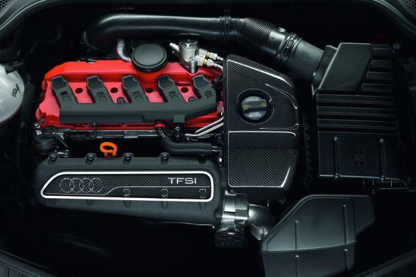 Audi A3 2017 - Engine