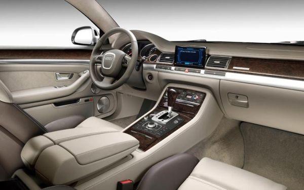 Audi A3 2017 - Interior