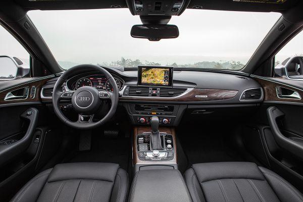 2017 Audi A4 Allroad - Interior
