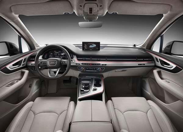 2017 Audi A6 - Interior