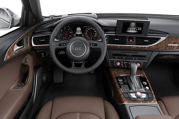 2016 Audi A6 Allroad - Interior