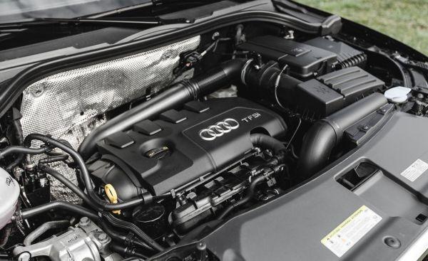Audi Q3 2016 - Engine