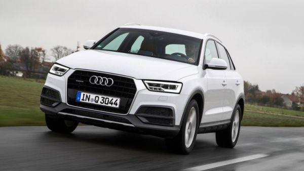 Audi Q3 2016 - FI