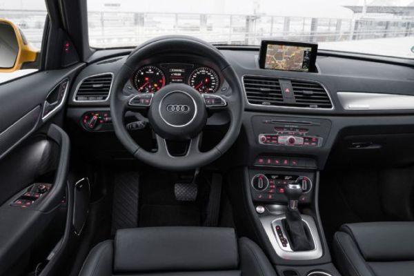Audi Q3 2016 - Interior