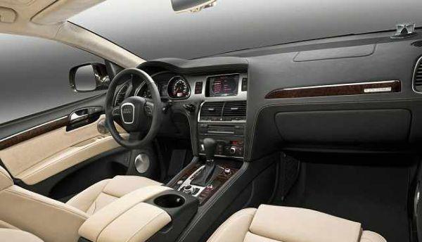 Audi Q7 Hybrid 2015 - Interior