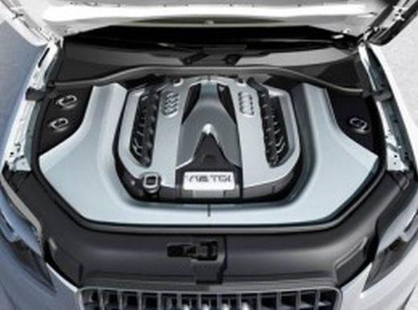 Audi R10 2016 Engine