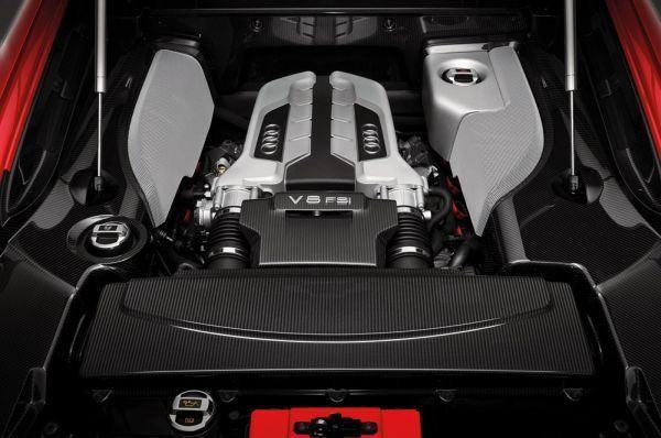 Audi R8 2016 - Engine