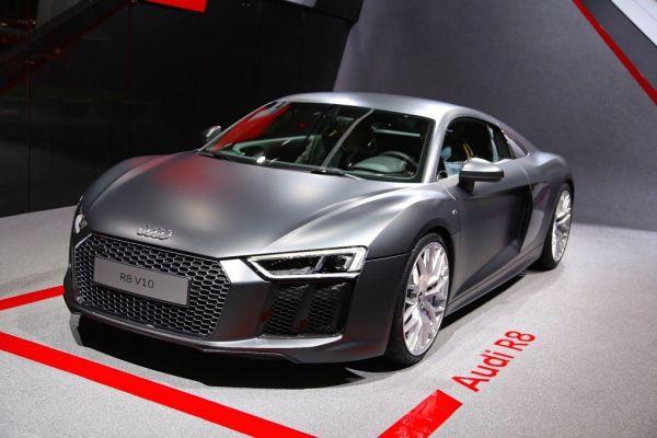 Audi R8 2016 - FI
