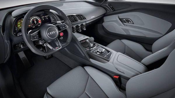 Audi R8 2016 - Interior