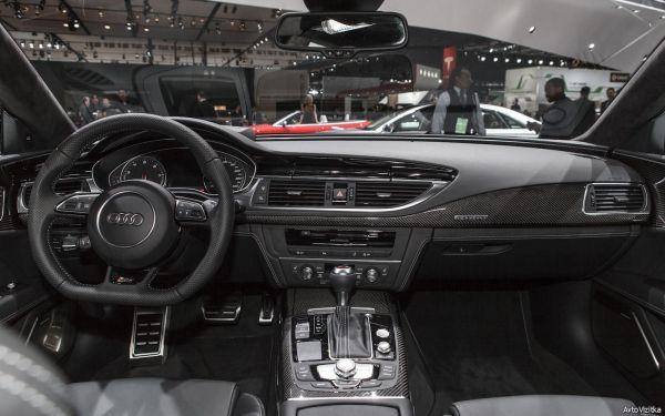 Audi RS7 2016 -Interior