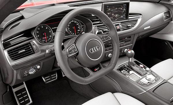 2016 Audi RS7 P - Interior
