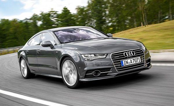 2016 Audi RS7 P