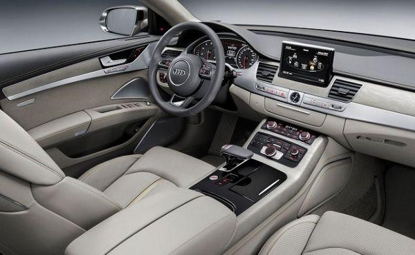 Audi S8 2016 - Interior