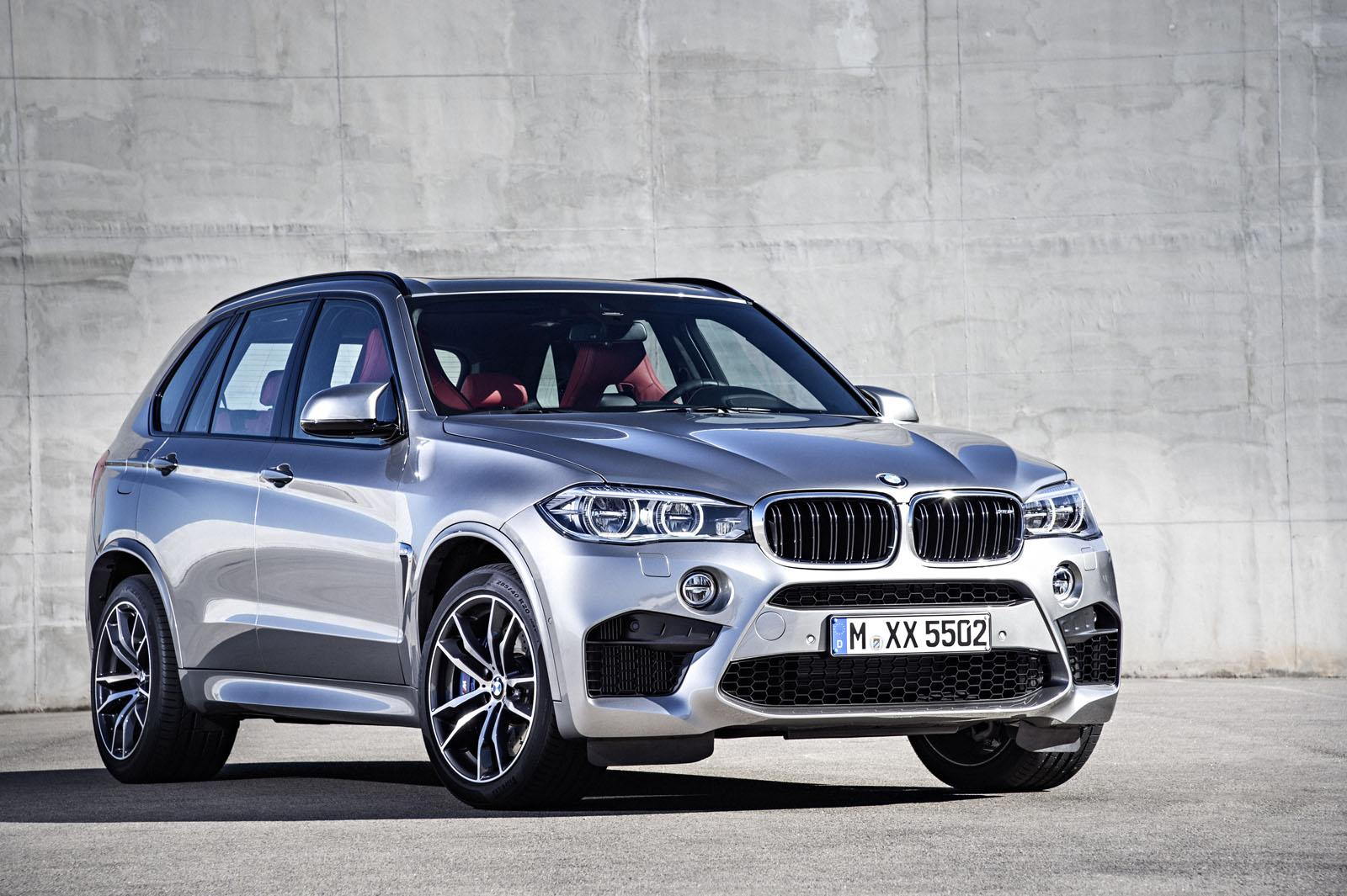2015 Bmw X5 M Review Msrp Price