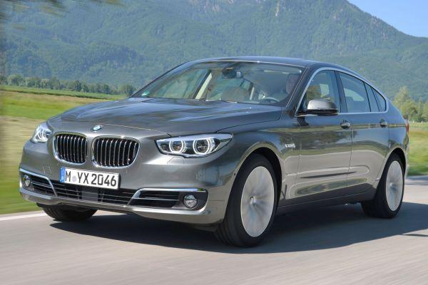 BMW 3 Series Gran Turismo 2016 - Fi