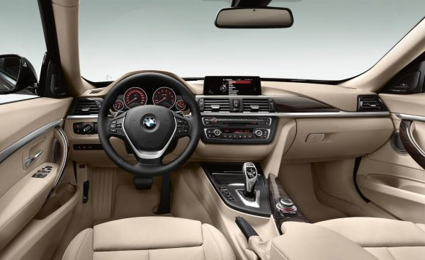 Bmw 3 Series Gran Turismo 2016 Interior