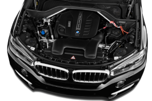 2015 BMW X5 M Engine