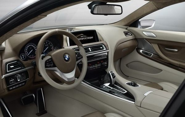 BMW 6-Series Gran Coupe 2016 - Interior