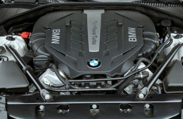 BMW 9 Series 2016 - Engine