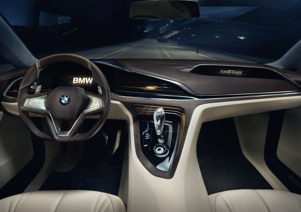 BMW 9 Series 2016 - Interior