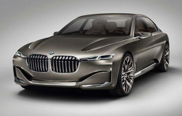 BMW 9 Series 2016