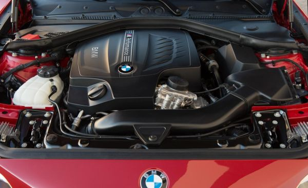 2016 BMW M2 - Engine