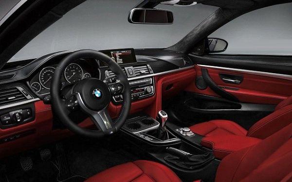 2015 BMW M4 - Interior