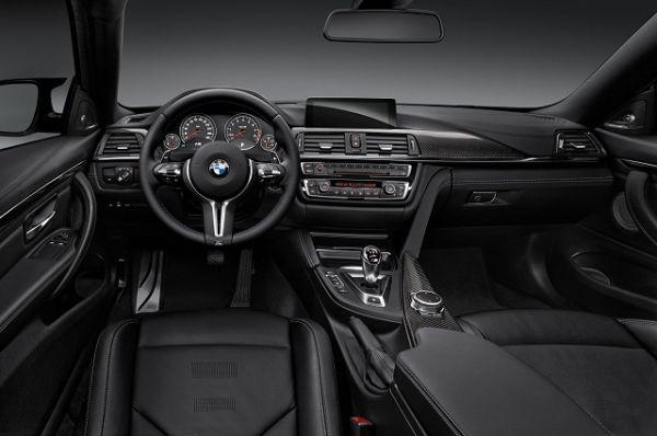 BMW M4 GTS Concept 2016 - Interior