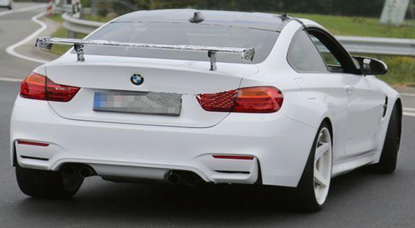 BMW M4 GTS Concept 2016 - Rear View