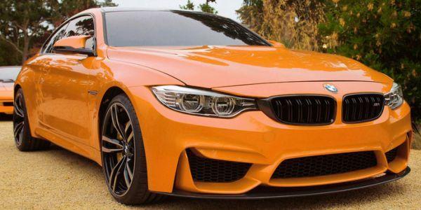 BMW M4 GTS Concept 2016