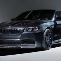 2017 BMW M5 - FI